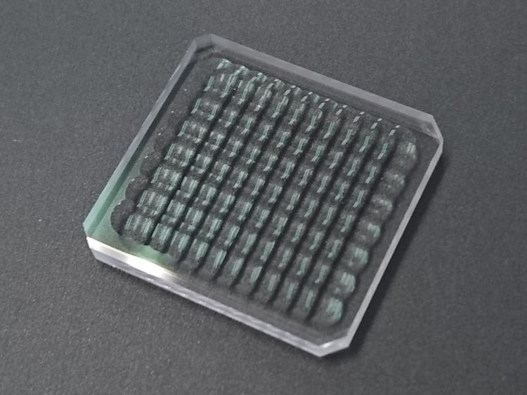 What is Microlens Array and What does it look like?