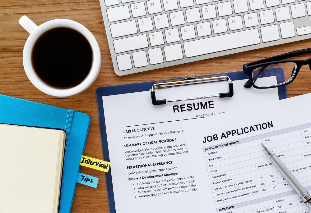 Choose the appropriate resume build for the type of job you are looking for